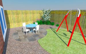 The Arwell Garden Render