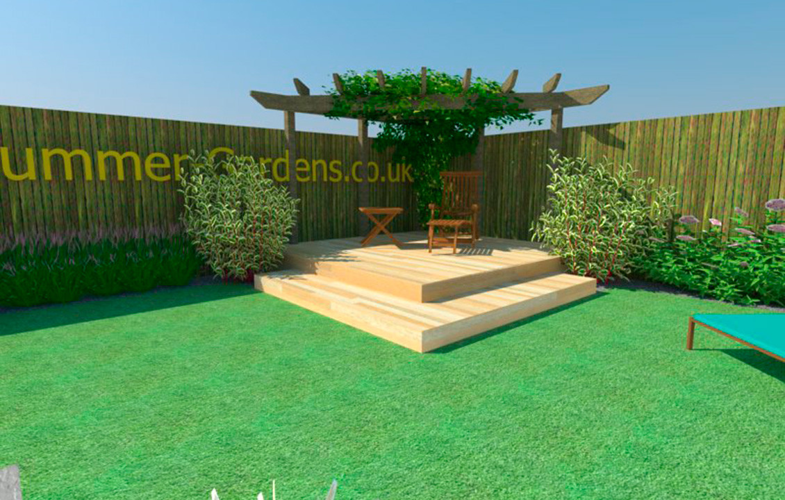 The Wakehurst Garden Render 3