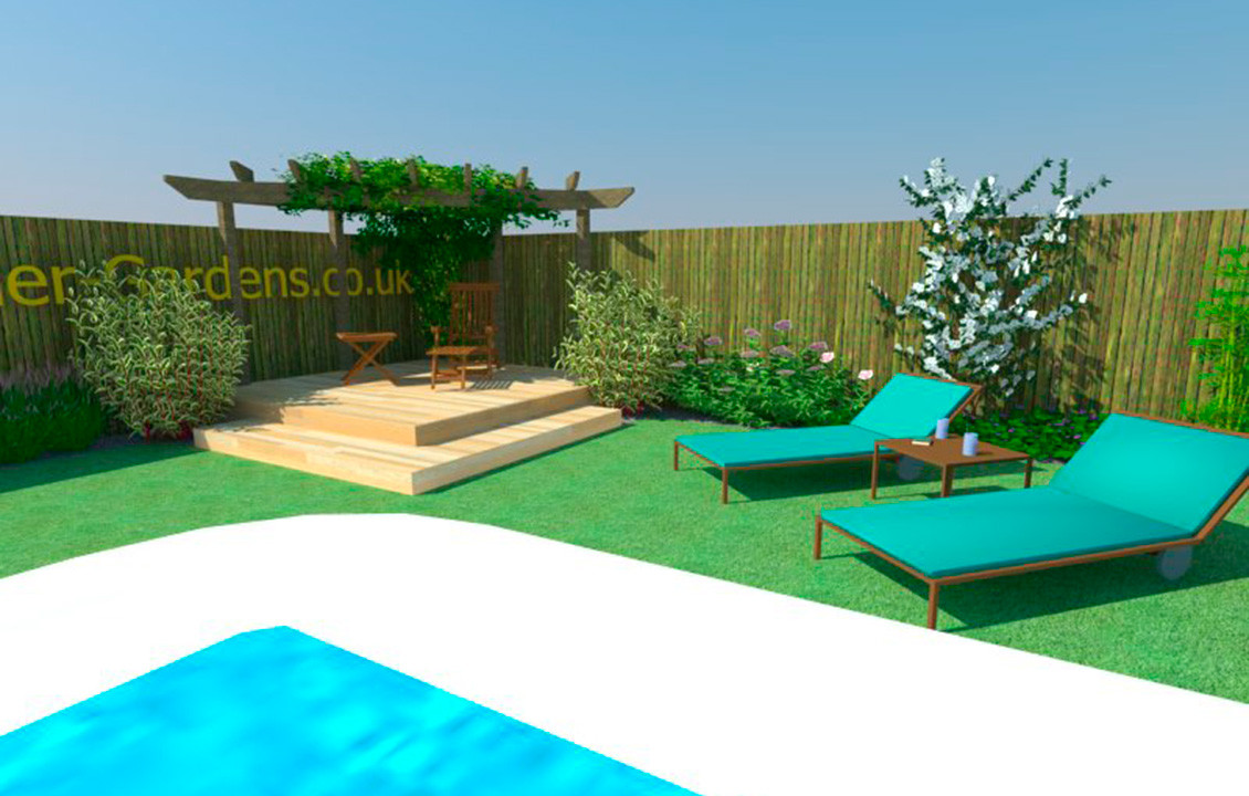 The Wakehurst Garden Render 4